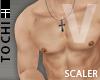 #T V-Shape PF1 Scaler