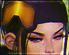 ♛ Goggles -Gold-