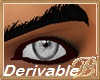 GRAY EYES*DERIVABLE*
