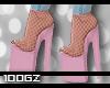|gz| rosa pastel heels