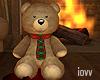 "Iv""Christmas Bear"