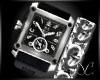 Silver Watch&Brac. CC