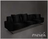 Black Cuddle Sofa