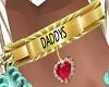 Daddys Starburst Collar
