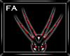 (FA)HadaLitning HornsRed
