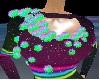rainbow fur balls