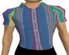 :) Striped Polo Shirt