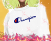 Champion Top white