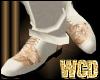 WCD white croc classics