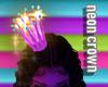 Neon Crown Multicolor