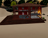 sunset wolf beach house