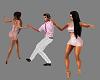!! Slow Trio Dance