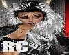 RC SILVER LISA HAIR