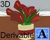 [A07] 3D Calla Lillies