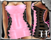 +H+ Strutter - Pink Deli