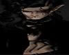 Black Horns Demon Elf Devils