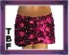 !Sequin Burgundy Skirt!