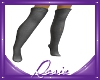 Adale Grey Boots Rxl