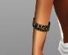 DJ DRAGON T arm band