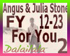 ! A&J Stone-For You 2