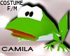 ! Mini Frog Cartoon Avatar