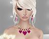 Pink Set Heart