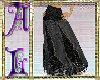 Skirt Gypsy Style Black
