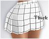 -A- White Skirt