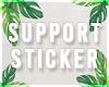 s| 500k Support Sticker