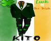 St. Patrick Suit