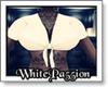 P5* White Top +Tattoo