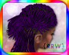 {r} Stem Purple Dreads