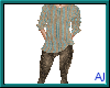 (A) Boho Sweater&Leggins