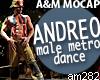 ANDREO * Metro Dance act