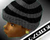 [LF] G+Blk Wolly Hat
