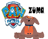 Paw Patrol Zuma Plushy