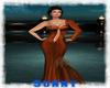 *SW*Bronze Ballroom Gown