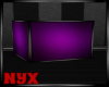(HD) Purple PVC Cube