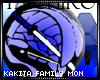 Kakita Family Mon