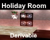 [BD] Holiday Room