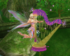 Magical Fairy Harp
