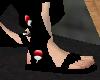 Uchiha Ninja Sandals (F)