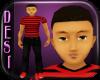 Donavon Lite TEEN Red Bl