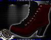 曆 Lala Boots Red