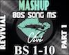 Mashup - best 80's song1
