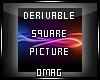 0  Der. Square Picture
