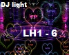 .S. DJ Light Love Heart