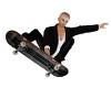 Minimal Skateboard