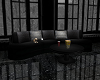 Black and Gray Couch