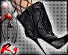 [Rg]HorseWoman Black